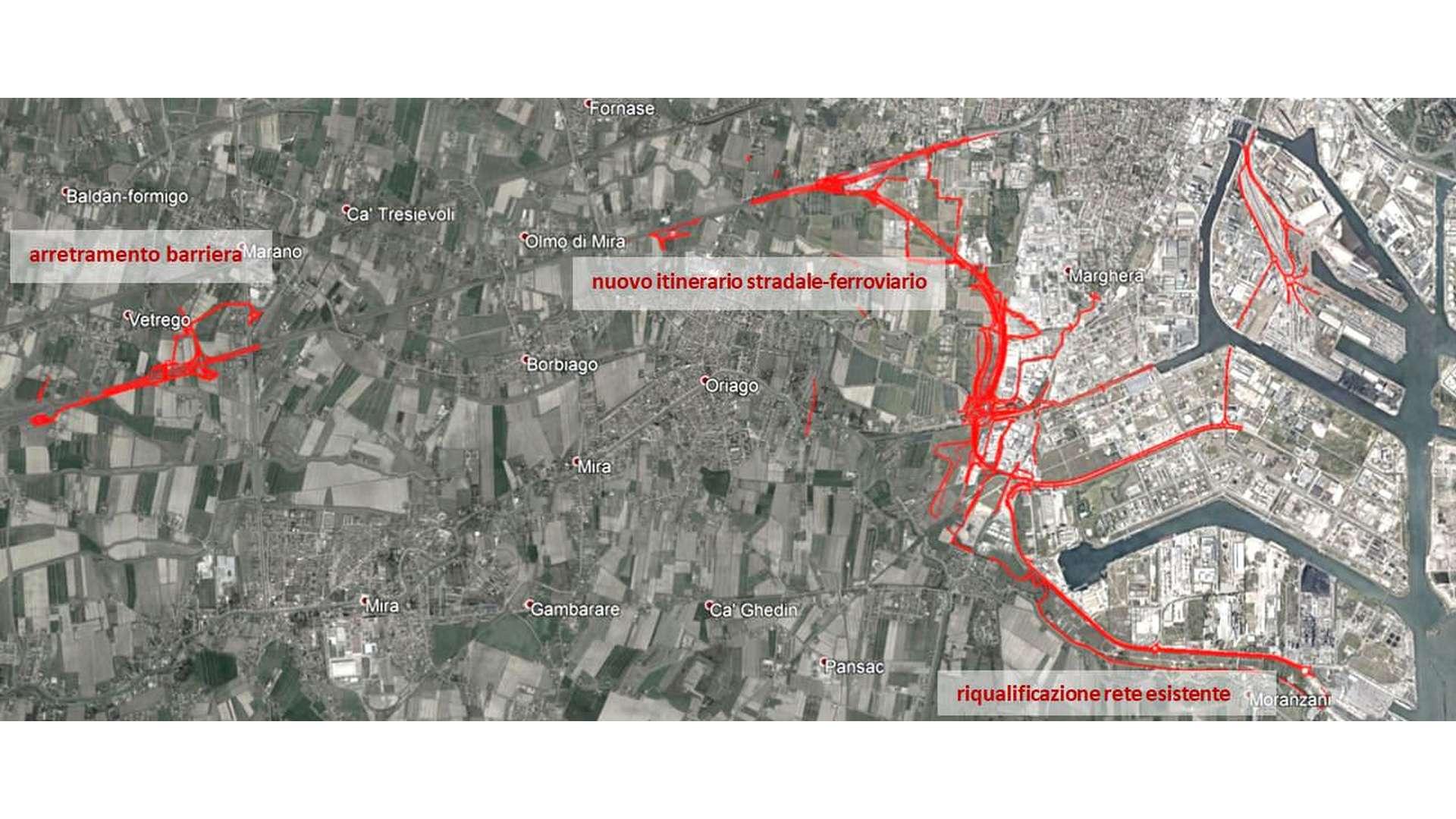 Accesso Porto Marghera 002 EFarm Studio Ingegneria
