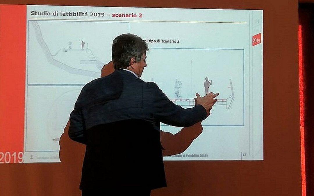 Presentate le soluzioni progettuali sentiero Serrai