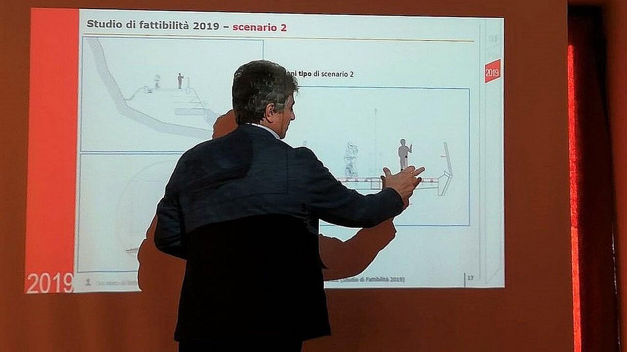 Presentate le soluzioni progettuali sentiero Serrai E-Farm Studio Ingegneria Padova