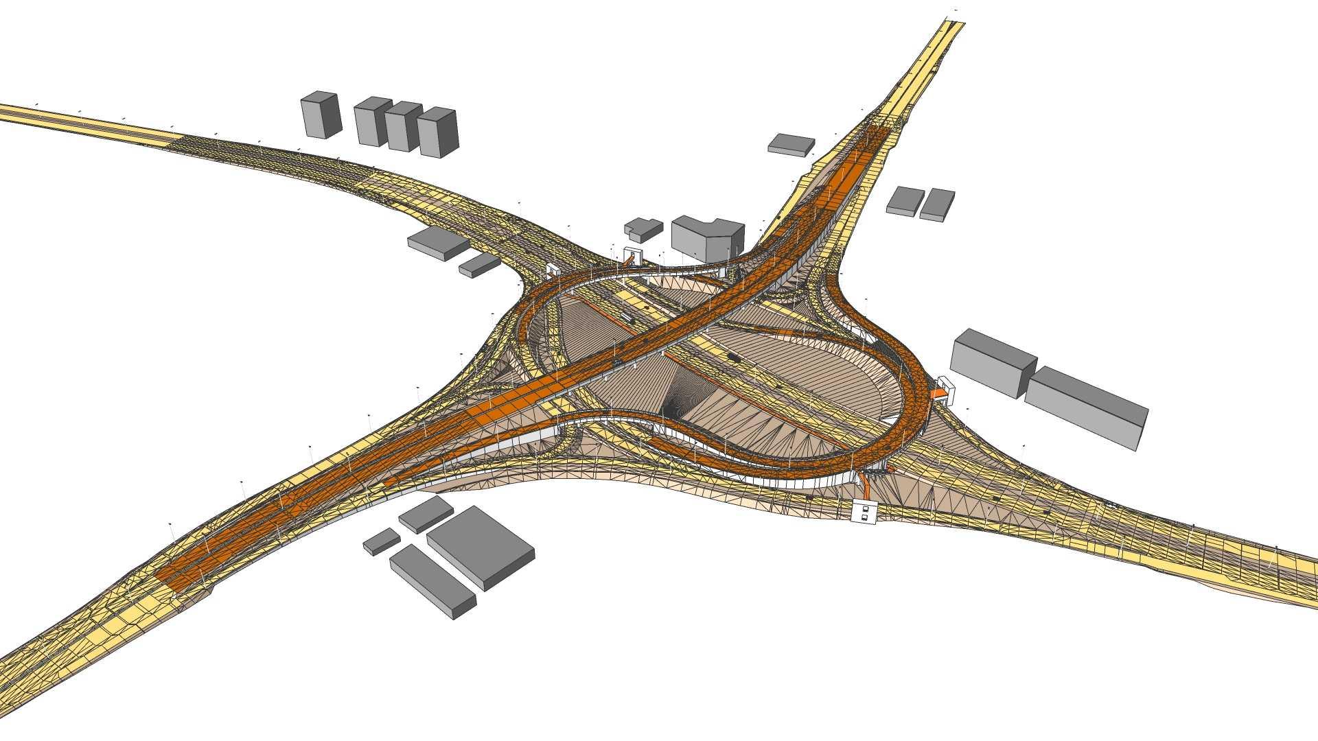 Progettazione 3D Al Quwain E-farm Ingegneria Padova