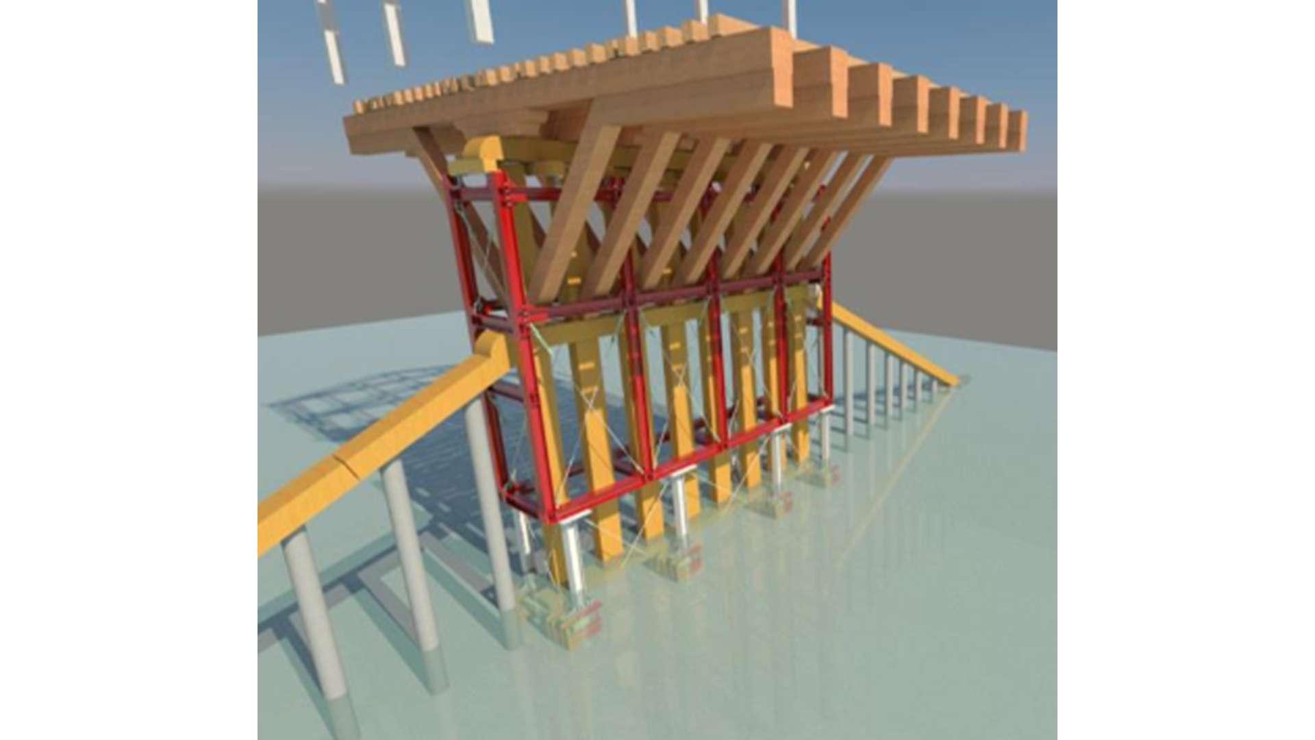 Struttura Ponte Alpini 006 efarm ingegneria padova