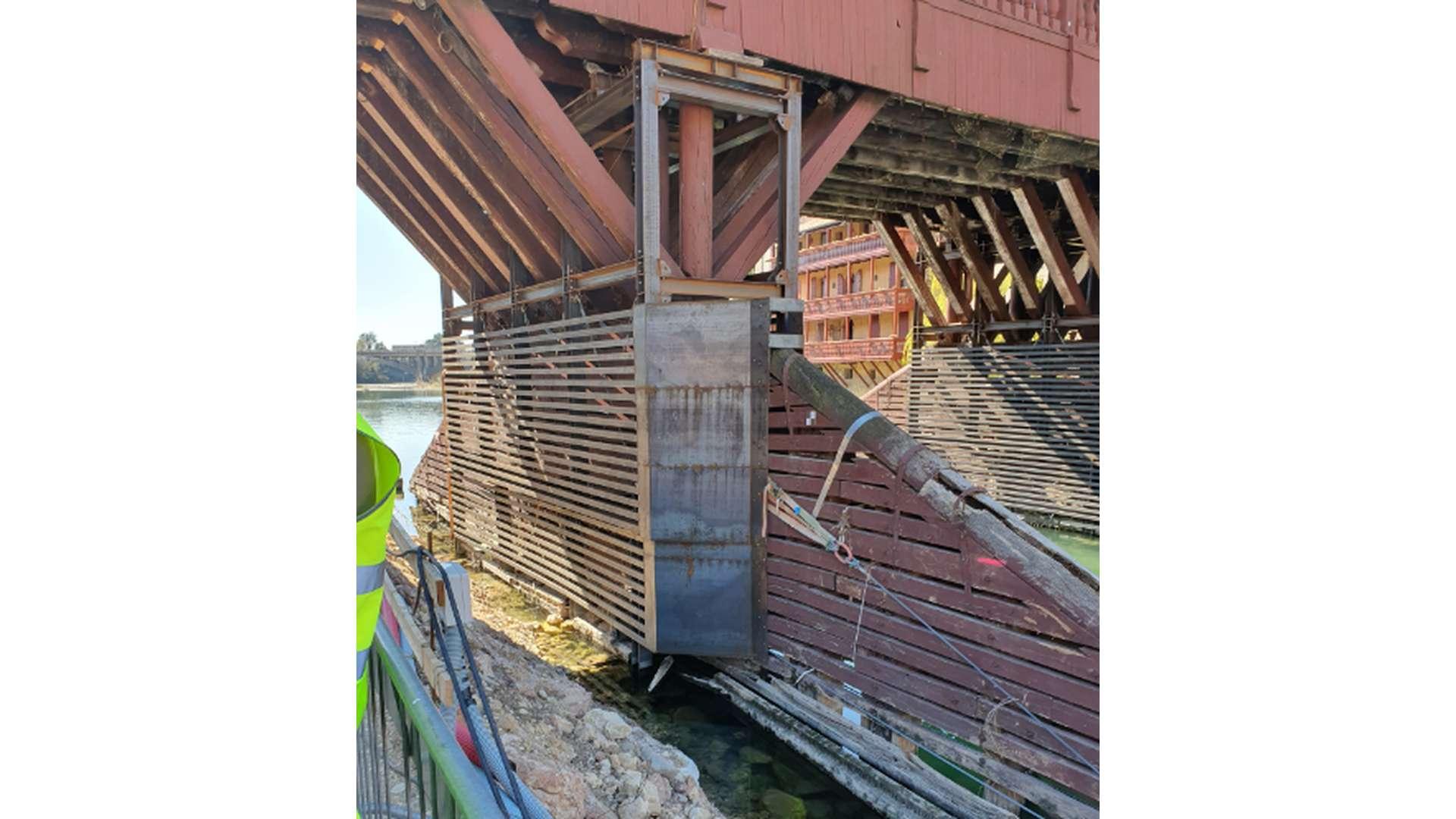 Struttura Ponte Alpini 007 efarm ingegneria padova