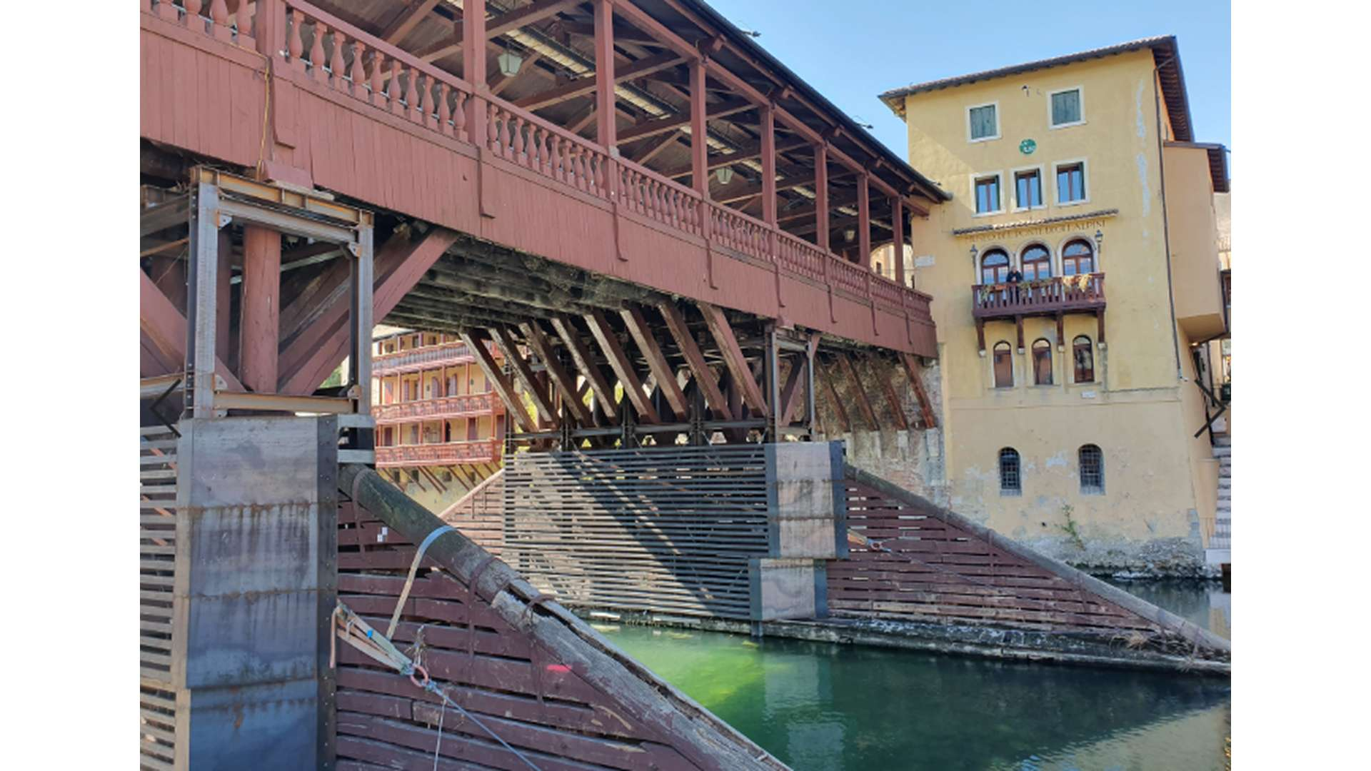 Struttura Ponte Alpini 008 efarm ingegneria padova