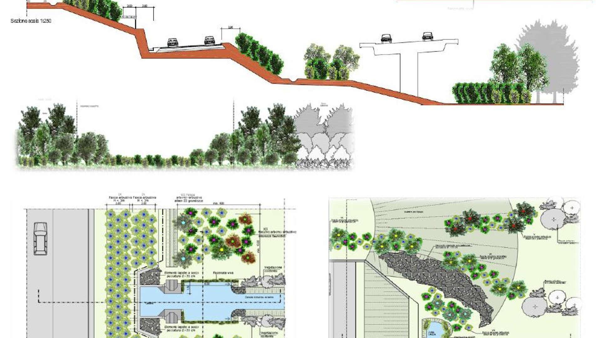 Varese Como Dalmine Collegamento Autostradale Main E-Farm Studio Ingegneria Padova