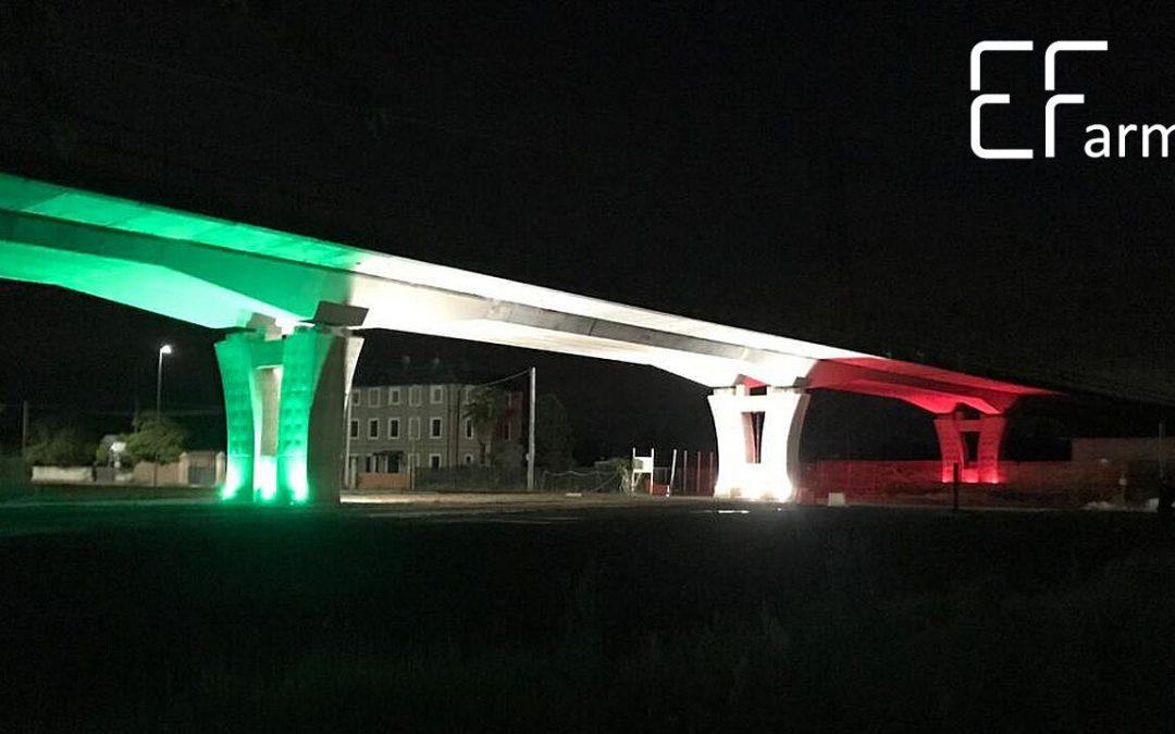 Ultimato il ponte a San Vito al Tagliamento