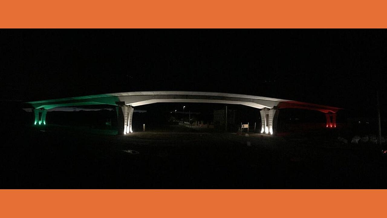 Variante stradale San Vito Tagliamento Ultimato Ponte 005 E-Farm Studio Ingegneria Padova