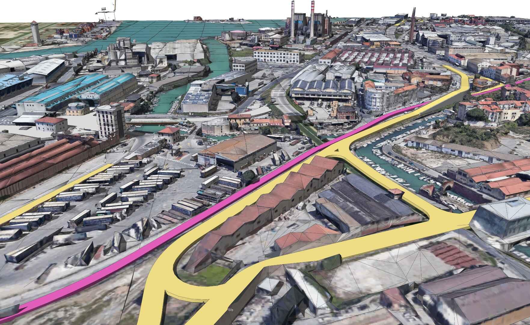 Livorno Zona Passeggeri E-Farm Engineering & Consulting Srl