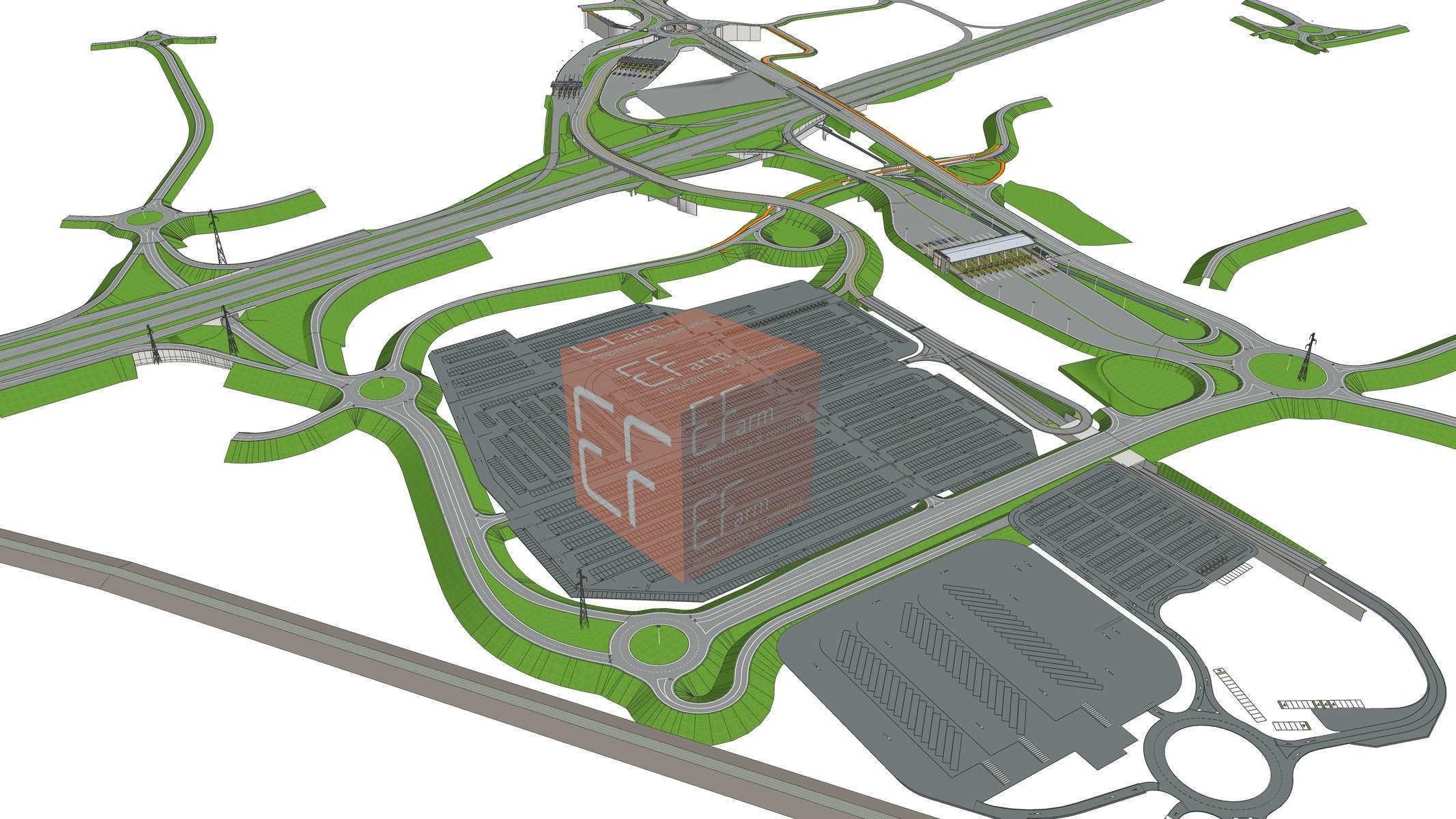 BIM Verona E-Farm engineering & consulting